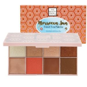 The Beauty Crop Morrocan Sun face palette NEW